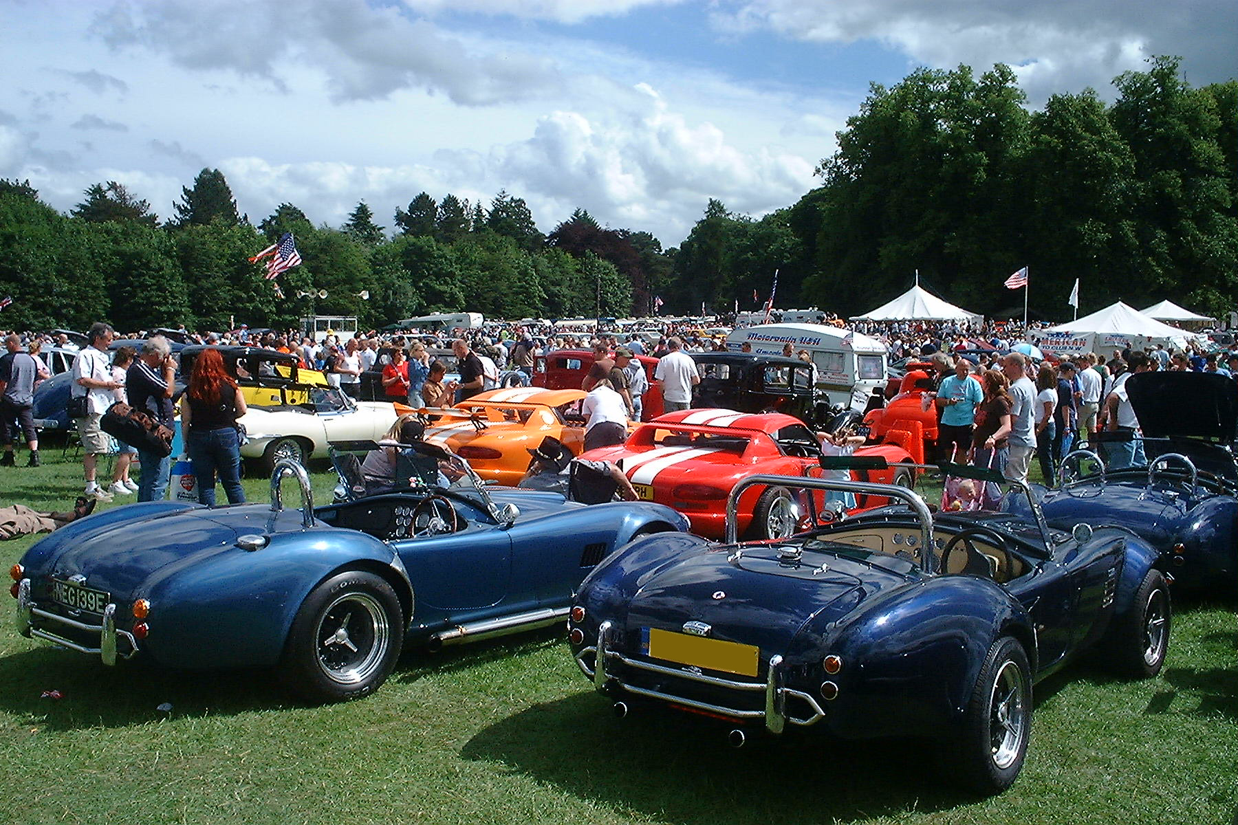 Events\' Diary – Fas Classic Cars